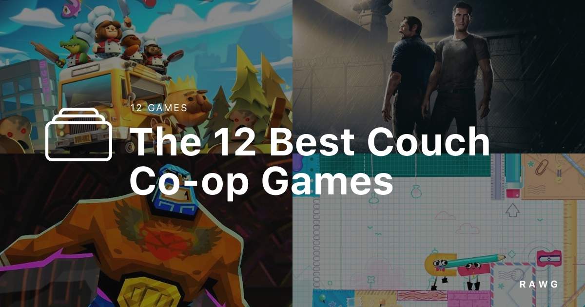 best couch co op games