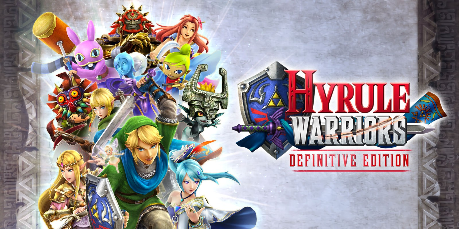 Hyrule Warriors Definitive Edition Release Date Videos Screenshots Reviews On Rawg