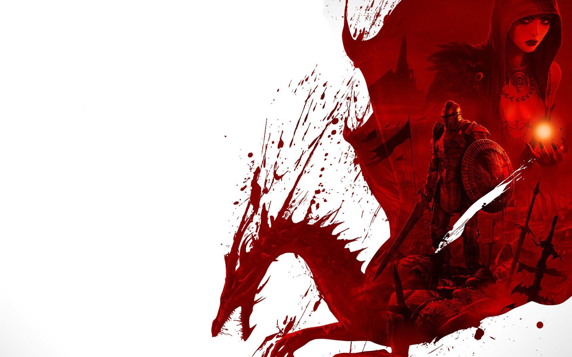 Dragon Age: Начало