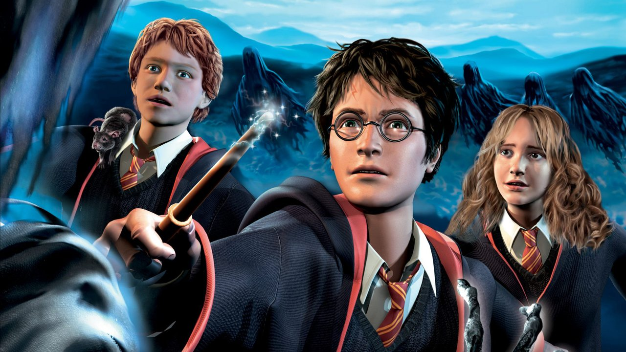 Harry Potter and the Prisoner of Azkaban Video Game ...