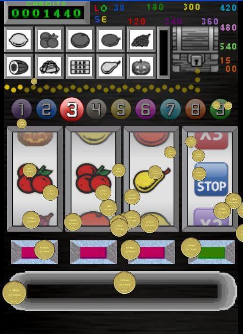 Junfruits ойын автоматтарының сипаттамасы