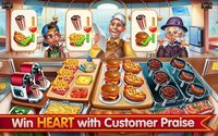 Cкриншот Cooking City-chef' s crazy cooking game, изображение № 2078538 - RAWG