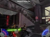 STAR WARS Jedi Knight - Jedi Academy screenshot, image №99118 - RAWG