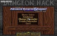 Cкриншот Dungeon Hack, изображение № 330845 - RAWG