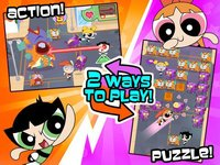 Cкриншот Flipped Out – The Powerpuff Girls Match 3 Puzzle / Fighting Action Game, изображение № 821405 - RAWG