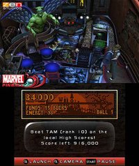 Cкриншот Marvel Pinball 3D, изображение № 244218 - RAWG