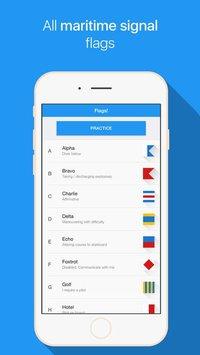 Cкриншот Flags! - Maritime signal flags, изображение № 1724316 - RAWG