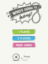 Cкриншот Hangman: Who's going to hang? Free, изображение № 1667269 - RAWG