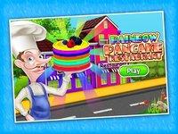 Cкриншот Rainbow Pancake Restaurant - Match & Stack it, изображение № 2177477 - RAWG