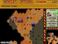 Dune II: Battle For Arrakis screenshot, image №307473 - RAWG