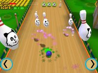 Cкриншот pandoux crazy bowling for kids - free game, изображение № 1866839 - RAWG