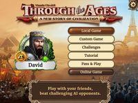 Through the Ages screenshot, image №660553 - RAWG