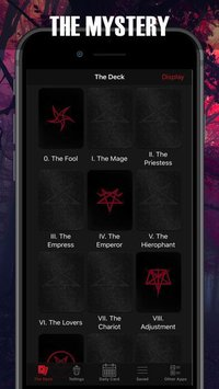 Cкриншот Satanic Tarot for the damned, изображение № 2057407 - RAWG