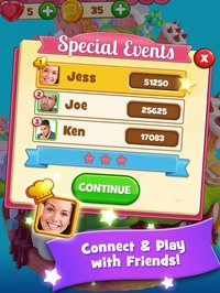 Cкриншот Cookie Jam Matching Game, изображение № 906856 - RAWG