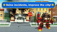 Cкриншот Robocar Poli Games and Amber Cars. Boys Games, изображение № 2086670 - RAWG