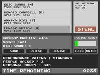 Cкриншот Robbing HUD, изображение № 1075119 - RAWG