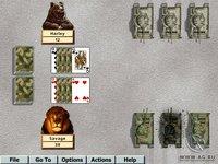 Cкриншот Hoyle Card Games 5, изображение № 343654 - RAWG