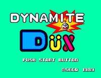 Dynamite Düx screenshot, image №744241 - RAWG
