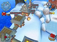 Cкриншот Worms Forts: В осаде, изображение № 222394 - RAWG