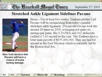 Cкриншот Baseball Mogul 2006, изображение № 423633 - RAWG