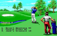 Cкриншот Jack Nicklaus' Greatest 18 Holes of Major Championship Golf, изображение № 736256 - RAWG