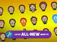 Cкриншот Rick and Morty: Pocket Mortys, изображение № 42891 - RAWG