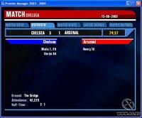 Cкриншот Premier Manager 2003-2004, изображение № 386321 - RAWG
