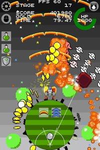 Cкриншот Warawara Invaders, изображение № 861048 - RAWG