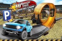Cкриншот 3D Monster Truck Parking Game, изображение № 1555411 - RAWG
