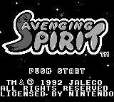Avenging Spirit (1991) screenshot, image №751061 - RAWG