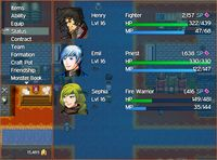 RPG Fighter League screenshot, image №96687 - RAWG