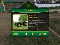 Cкриншот John Deere: Drive Green, изображение № 520955 - RAWG