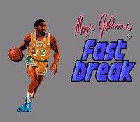 Magic Johnson's Fast Break screenshot, image №736729 - RAWG