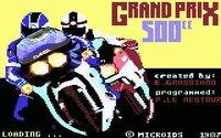 Cкриншот 500cc Grand Prix, изображение № 743525 - RAWG