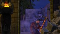 Cкриншот Sims 3: Мир приключений, The, изображение № 535324 - RAWG