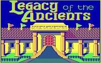 Cкриншот Legacy of the Ancients, изображение № 756007 - RAWG