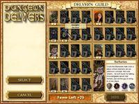 Cкриншот Dungeon Delvers, изображение № 396893 - RAWG