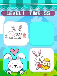 Cкриншот Easter Bunny Pet Matching, изображение № 1712479 - RAWG