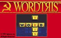 Cкриншот Wordtris, изображение № 752308 - RAWG