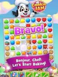 Cкриншот Cookie Jam Matching Game, изображение № 906859 - RAWG