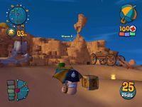 Cкриншот Worms 4: Mayhem, изображение № 418199 - RAWG