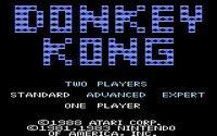 Donkey Kong screenshot, image №726842 - RAWG