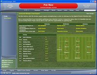 Cкриншот Football Manager 2005, изображение № 392699 - RAWG