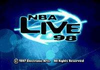 Cкриншот NBA Live 98, изображение № 762281 - RAWG