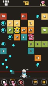 Cкриншот Bounzy Ball-Block breaker, изображение № 1805214 - RAWG