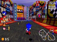 Sonic R screenshot, image №1995083 - RAWG