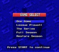 MLBPA Baseball screenshot, image №759804 - RAWG