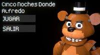 Cкриншот Cinco Noches Donde Alfredo (FNAF Hecho en 24 Horas), изображение № 2589388 - RAWG