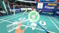 Cкриншот Badminton Kings VR, изображение № 824817 - RAWG