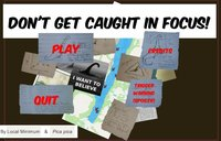 Cкриншот Don't get caught in focus (web), изображение № 1286766 - RAWG